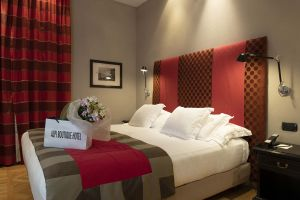 Boutique Hotel Rooms