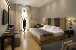 Family Rooms Rome